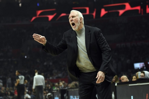 Open Thread: NBA chaos could benefit the Spurs