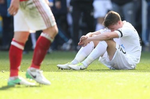 Tom Carroll was 'sad' at Swansea City exit and Aston Villa was a nightmare