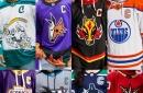 Ranking all 31 'Reverse Retro' jerseys