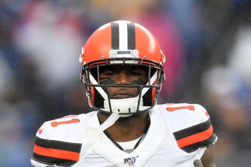 Antonio Callaway promoted, Benito Jones elevated as COVID-19 replacement