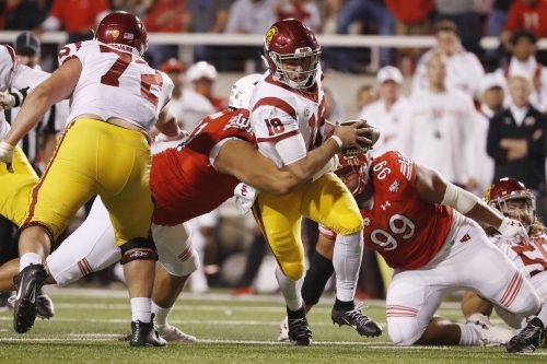 How to Watch No. 20 USC at Utah