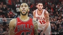 Denzel Valentine agrees to one-year, $4.7M deal with Bulls