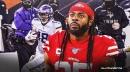 Richard Sherman singles out 'unique' talent of Vikings rookie WR Justin Jefferson