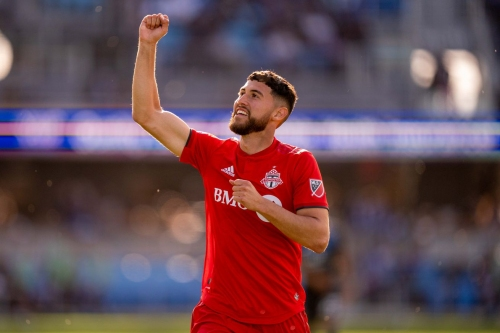 Toronto FC's Jonathan Osorio just keeps getting better