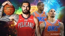 Steven Adams trade details emerge, George Hill plus picks headed to OKC