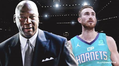 Michael Jordan played key part in 'closing' Hornets deal with Gordon Hayward