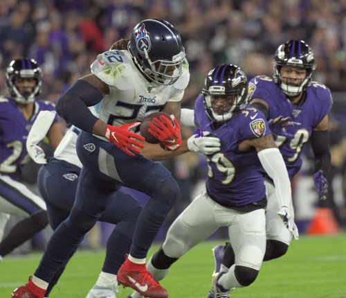 The Titans showed the Ravens where they had to improve. That hasn't made progress any easier.