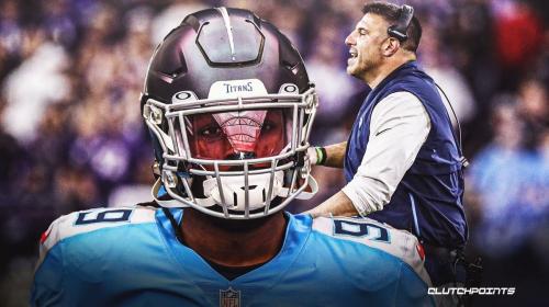 Jadeveon Clowney headed to Titans' injured reserve