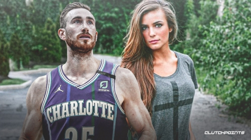 Gordon Hayward's wife unloads on 'Boston media' during Celtics exit after signing with Hornets
