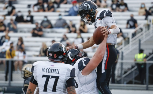 Photos: No. 7 Cincinnati Bearcats vs. UCF Knights