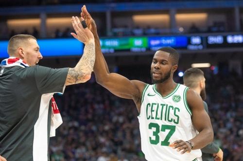 Celtics free agency wrap-up: Daniel Theis/Semi Ojeleye in, Brad Wanamaker out