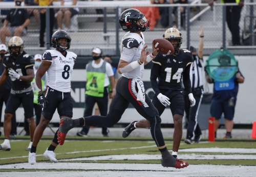 Reactions: Cincinnati Bearcats hold off UCF Knights to remain undefeated, move to 8-0
