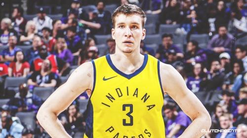 RUMOR: Bogdan Bogdanovic drawing interest from Pacers