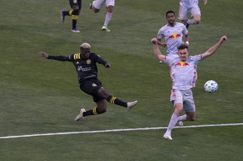 Crew 3-1 Red Bulls: Etienne helps send former club home for the year