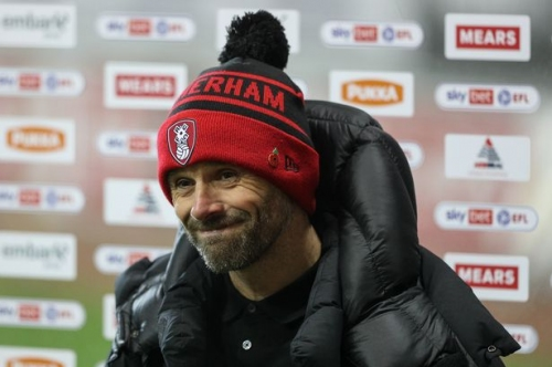 Rotherham boss Warne's refreshing honesty plus Ayew and Guehi latest