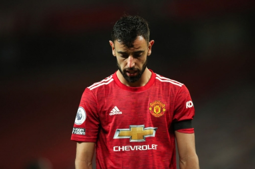 Bruno Fernandes identifies where Manchester United must improve after win over West Brom
