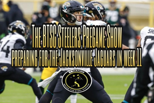 Pre-Game Podcast: Preparing for Week 11 and the Jacksonville Jaguars