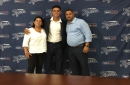 Detroit Tigers prospect Roberto Campos energized by family, hitting