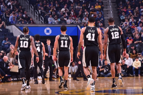 Open Thread: Predicting the Spurs staring line-up (again)