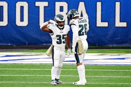 Eagles rooting guide for Week 11 games