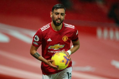 Paul Scholes identifies Bruno Fernandes problem for Manchester United