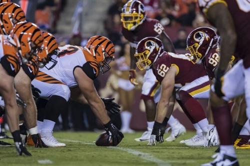 Washington Football Team vs Cincinnati Bengals Schedule, TV, Radio, Online Streaming, Odds, and more
