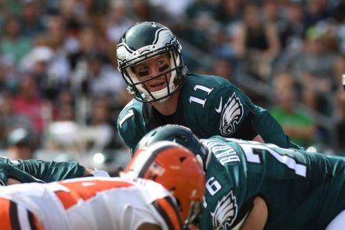 Eagles vs. Browns Week 11 game predictions