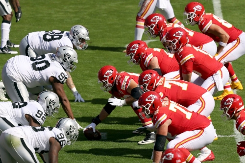 Five things to watch as the Chiefs visit the Raiders