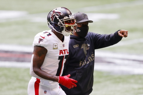 Raheem Morris and Rick Smith rumored as suitors to replace Dan Quinn and Thomas Dimitroff