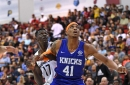 Rockets claim former Knicks big Kenny Wooten off waivers