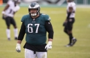Eagles vs. Browns inactives: Nate Herbig is OUT