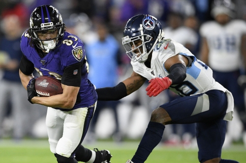 Ravens gameday portal: Live updates, everything you need to know during Sunday's game vs. Titans