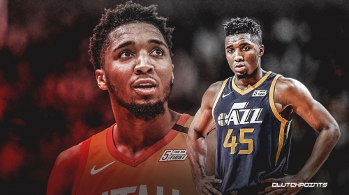 Report: Jazz star Donovan Mitchell agrees to 5-year designated rookie max extension worth up to $195 million