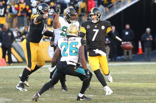 Game Thread: Pittsburgh Steelers at Jacksonville Jaguars