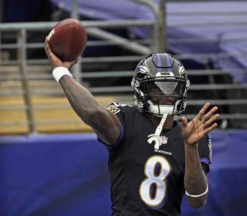 Ravens vs. Titans: Week 11 | PHOTOS