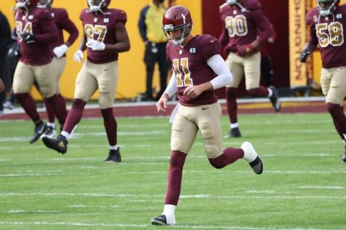 NFL Week 11: Washington Football Team vs Cincinnati Bengals 2nd Quarter