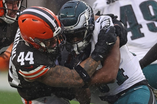 Eagles vs. Browns second quarter open thread