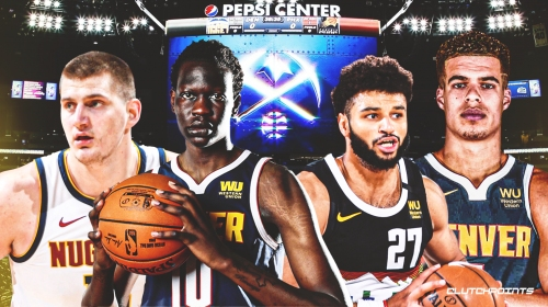 Nuggets' Bol Bol gets a promotion as Denver makes flurry of moves to finalize roster