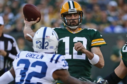 Packers vs. Colts First Half Game Thread