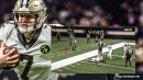 Saints' Taysom Hill runs for TD No. 2 as he shakes off slow start vs Falcons
