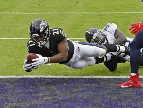Instant analysis: Ravens fall to Titans, 30-24, in overtime, drop to 6-4 with second straight loss