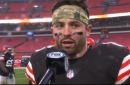 Baker Mayfield on winning again in inclement weather: We do whatever it takes to win