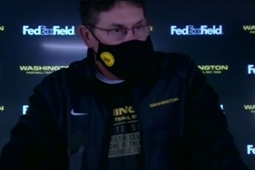 Ron Rivera Presser: The focus needs to be on playing the Cowboys on Thanksgiving