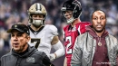 Saints coach Sean Payton trolls Roddy White, Falcons by exposing freezing cold take on Taysom Hill