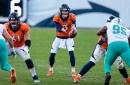 Dolphins at Broncos third quarter recap
