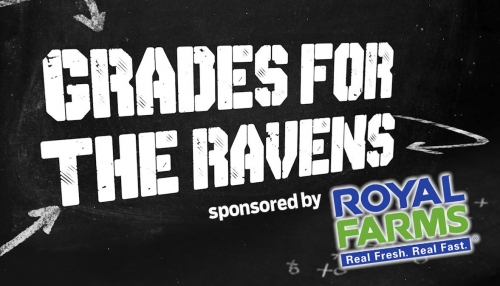 Mike Preston's report card: Week 11 position-by-position grades for the Ravens | VIDEO