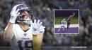 Vikings video: Adam Thielen makes insane 1-handed TD catch vs. Cowboys