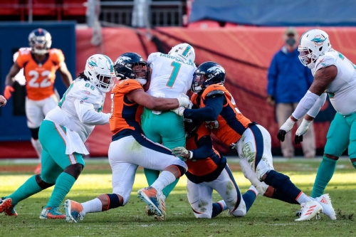 6 things we learned from the Denver Broncos 20-13 team victory over the Miami Dolphins