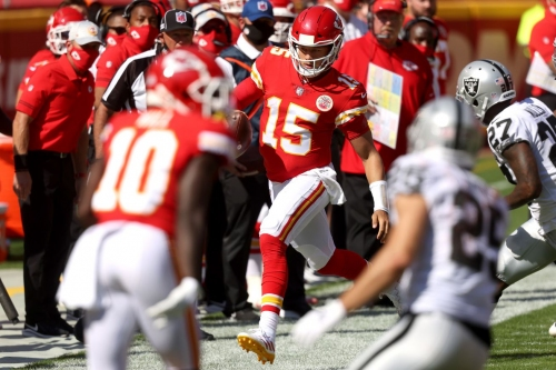 Sunday Night Football: Kansas City Chiefs @ Las Vegas Raiders Live Thread & Game Information