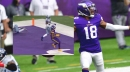Vikings' Justin Jefferson fakes out Cowboys secondary for go-ahead long-ball TD